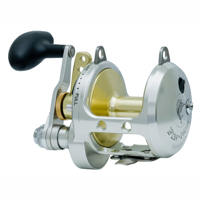 Fin-nor Marquesa Lever Drag 2-Speed Reel 40sz