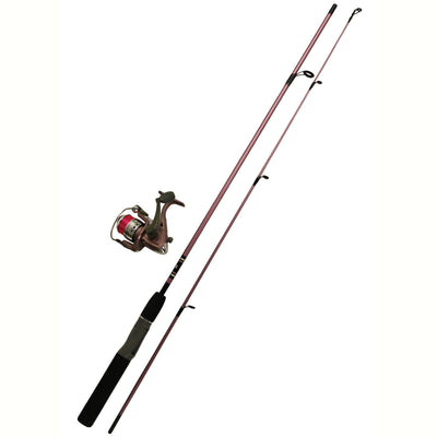 "Ladies 20sz 5'6"" Spinning Combo w/Tackle"