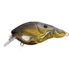 "Crawfish Squarebill 2 3/8"". Number 6 Hook Size, 3'-4' Depth, Brown/Yellow"