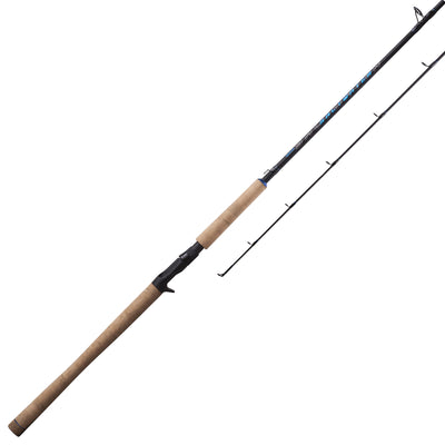 Saltwater Casting Rod, 7' 1 Piece, Medium/Heavy Power