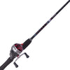 Rhino Spincast Combo, 6' Length, 2.91 Gear Ratio, 3 Bearings, Medium Action