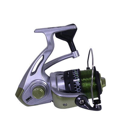 Stinger Spinning Reel, 5.1:1 Gear Ratio, 1 Bearings, Ambidextrous