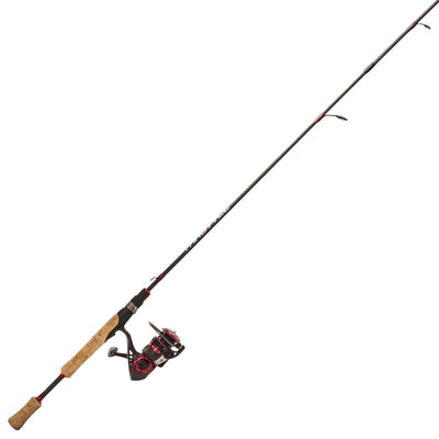 "Throttle Spinning Combo 30sz, 6'6"" 1 Piece Medium Power"