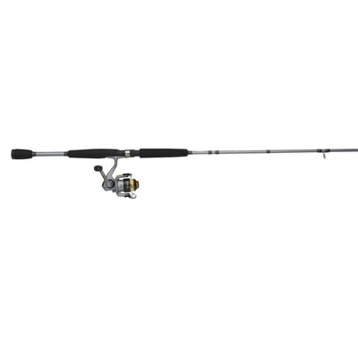 AvoSpecies Combo 500, 5.4:1 Gear Ratio, 8 lb Max Drag, 9' 2pc Rod, 4-8 lb Line Rate, Ambidextrous