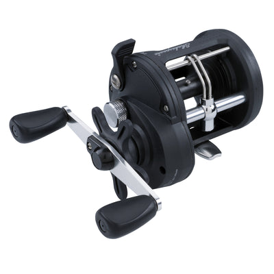 ATS Trolling Reels 20, 5.1:1 Gear Ratio, 2 Bearings, 15 lb Max Drag, Right Hand, Clam Package