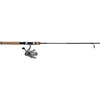 Contender Spinning Combo 30, 4 Bearings, 6' Length. 2 Piece Rod, Medium Power, Ambidextrous