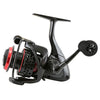 "Ceymar Spinning Reel 5.0:1 Gear Ratio, 6BB + 1RB Bearings, 13 lb Max Drag, 29"" Line Retrieve"