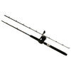 "Great Lakes Trolling Combo 8'6"" Length, 2 Piece Rod, Medium Action, Bushing Bearings"