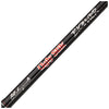 "Ugly Stik Bigwater Spinning Rod 6'6"" Length, 2 Piece Rod, 10-25 lb Line Rating, 1/2-3 oz Lure Rate, Medium Power"