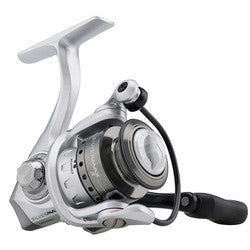 "Silver Max Spinning Reel 10, 5.2:1 Gear Ratio, 6 Bearings, 21"" Retrieve Rate, Ambidextrous, Clam Pack"