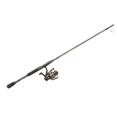 Pro Max Spinning Combo 30, 5.1:1 Gear Ratio, 7' Length, 1 Piece Rod, 6-12 lb Line Rate, Medium Power