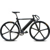fixie Bicycle Fixed gear bike 700C 52cm Promotion DIY Muscular  frame  Complete Road Bike Aluminum Alloy frameType