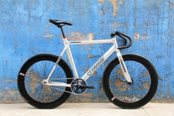 700C bike frame 53cm 55cm 58cm TYRANS T2  fixie Aluminum Alloy FRAME FORK fixed gear bike fixie