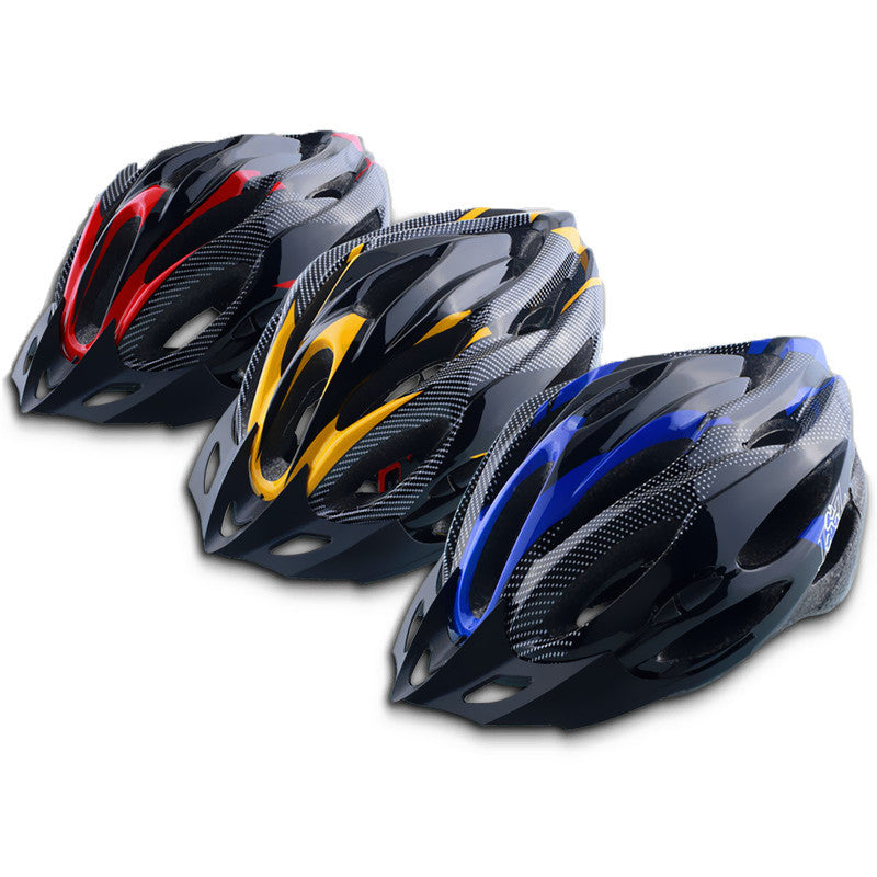 Cycling Bicycle Bike Helmets Adult Adjustable Sports Safety Mountain Bike 16 Holes Head Protector With Visor Bicycle Accessories