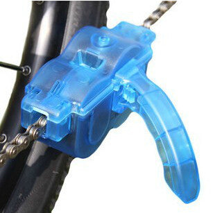 Bicycle Chain Cleaner Cycling Repair Machine Brushes Scrubber Wash Tool MTB Mountain Bike Chain Cleaner Tool Kits Accessories
