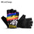 CoolChange Cycling Gloves Half Finger Mens Women's Summer Bike Bicycle Gloves Nylon Sport Mountain Bike Gloves Guantes Ciclismo