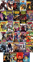 MARVEL LEGACY HOMAGE COVERS 1ST BATCH