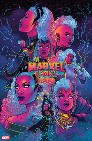 28/08/2019 MARVEL COMICS #1000 1:50 BARTEL VAR