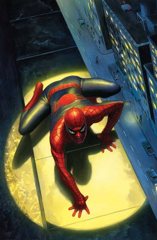 28/02/2018 PETER PARKER SPECTACULAR SPIDER-MAN #300 1:50 ALEX ROSS VARIANT