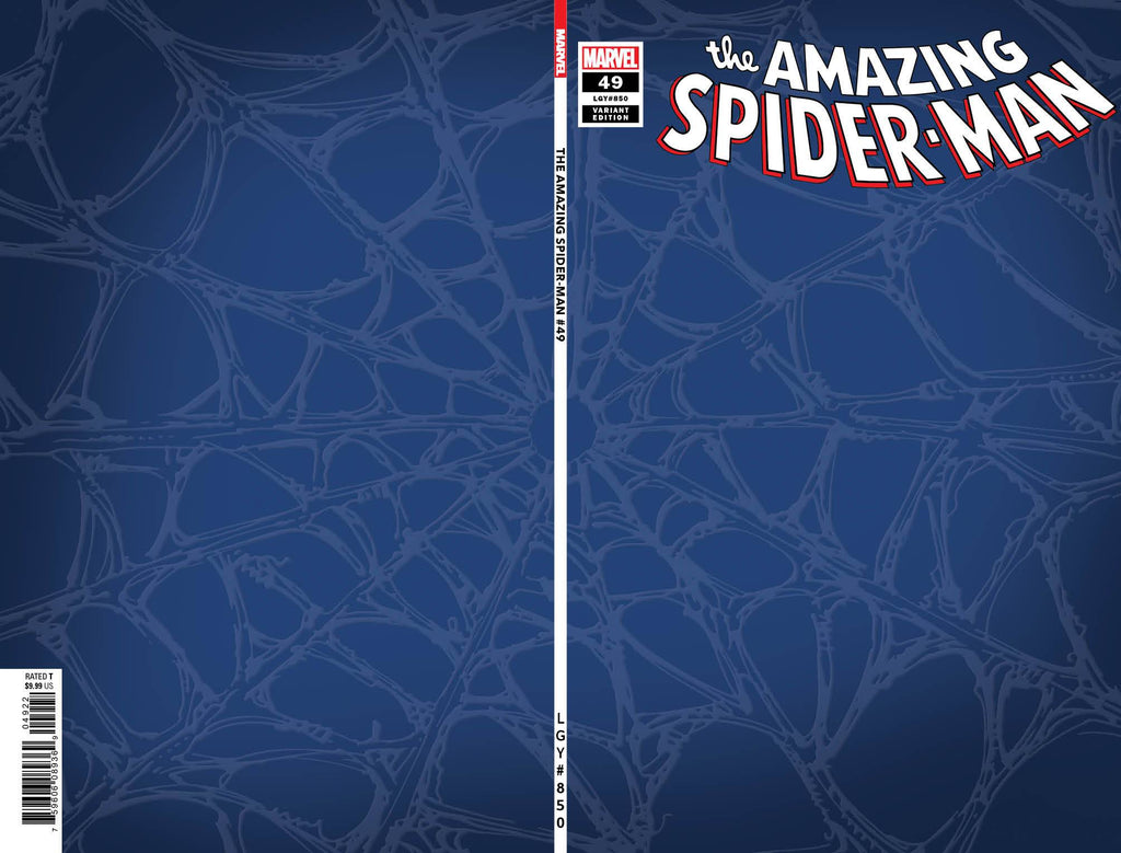 07/10/2020 AMAZING SPIDER-MAN #49 1:200 WEB VARIANT