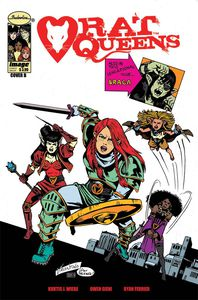 RAT QUEENS #7 COVER B HOMAGE
