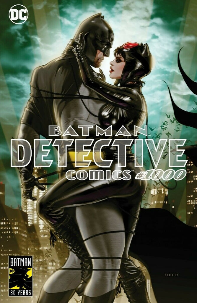 DETECTIVE COMICS #1000 KAARE ANDREWS TRADE DRESS VARIANT