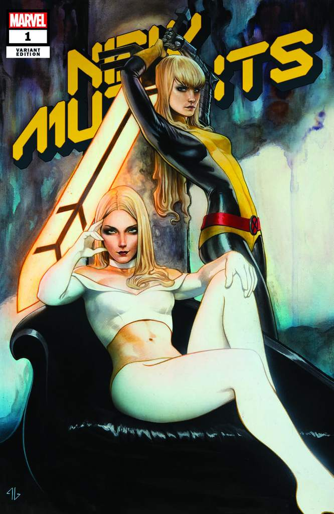 NEW MUTANTS #1 ADI GRANOV TRADE DRESS VARIANT LIMITED TO 3000