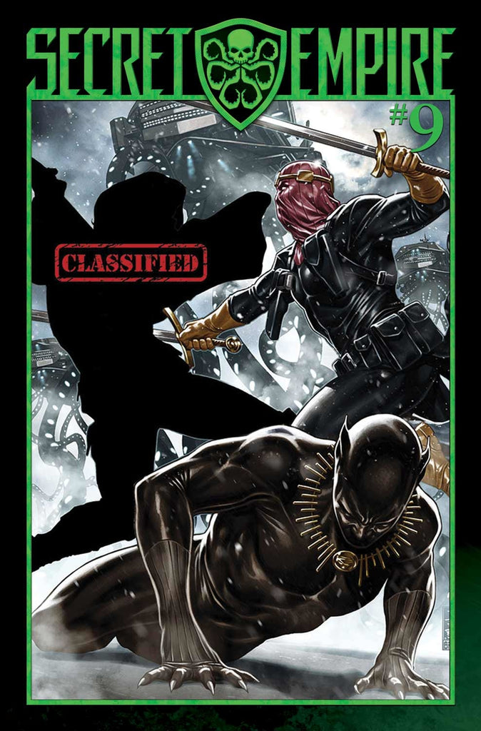 SECRET EMPIRE #9 (OF 10)