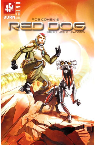 RED DOG #1 (OF 4) FORBES CVR