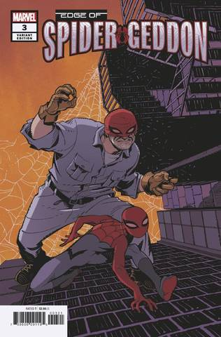 12/09/2018 EDGE OF SPIDER-GEDDON #3 (OF 4) HAMNER VAR
