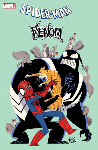 01/01/2020 SPIDER-MAN & VENOM DOUBLE TROUBLE #3 (OF 4)