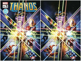 THANOS #1 CLAYTON CRAIN INFINITY GAUNTLET HOMAGE VARIANT COVER OPTIONS