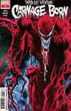 WEB OF VENOM CARNAGE BORN #1 STANDARD & BEDERMAN 1ST APP OF DARK CARNAGE