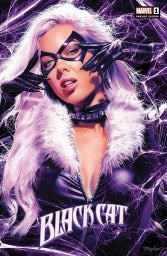 BLACK CAT #1 MIKE MAYHEW ARTISTS EXCLUSIVE VARIANT COVER OPTIONS