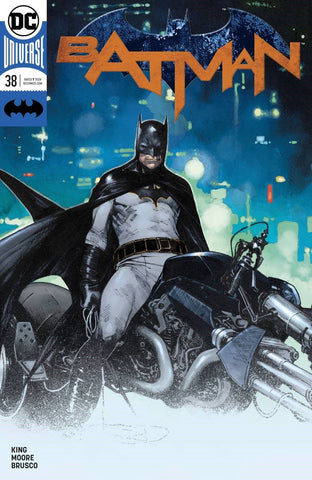 BATMAN #38 OLIVER COPIEL VAR ED