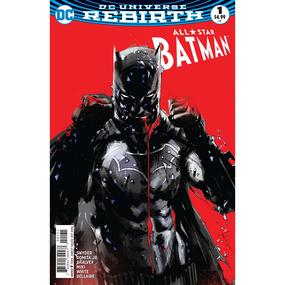 ALL STAR BATMAN #1 JOCK VARIANT REBIRTH