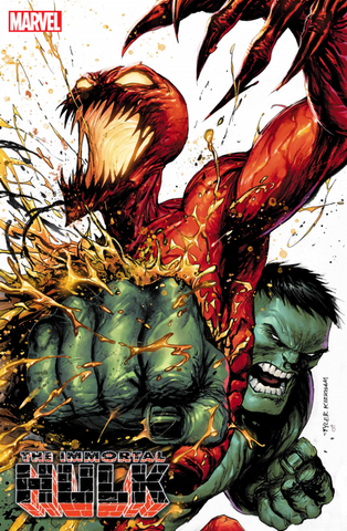 IMMORTAL HULK #31 TYLER KIRKHAM VARIANT LIMITED TO 3000