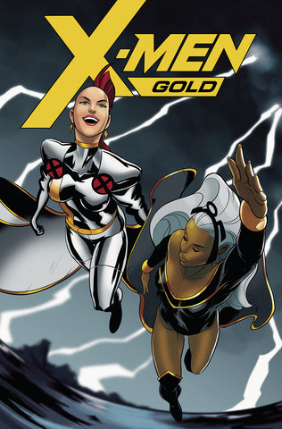 X-MEN GOLD #5 ANTHONY PIPER MARY JANE VARIANT