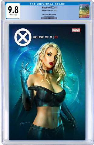 HOUSE OF X #1 SHANNON MAER TRADE DRESS LIMITED TO 3000 CGC 9.8
