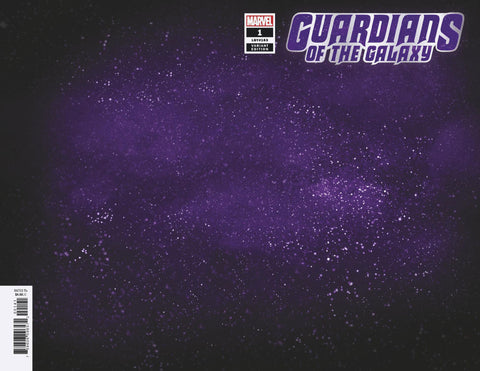 22/01/2020 GUARDIANS OF THE GALAXY #1 1:200 SPACE VARIANT