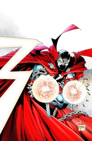 04/09/2019 SPAWN #300 1:25 CAPULLO & MCFARLANE VIRGIN VARIANT