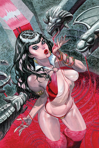 VAMPIRELLA #1 1:40 GUILLEM MARCH VIRGIN VARIANT