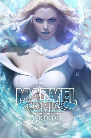 MARVEL COMICS #1000 ARTGERM TRADE DRESS VARIANT