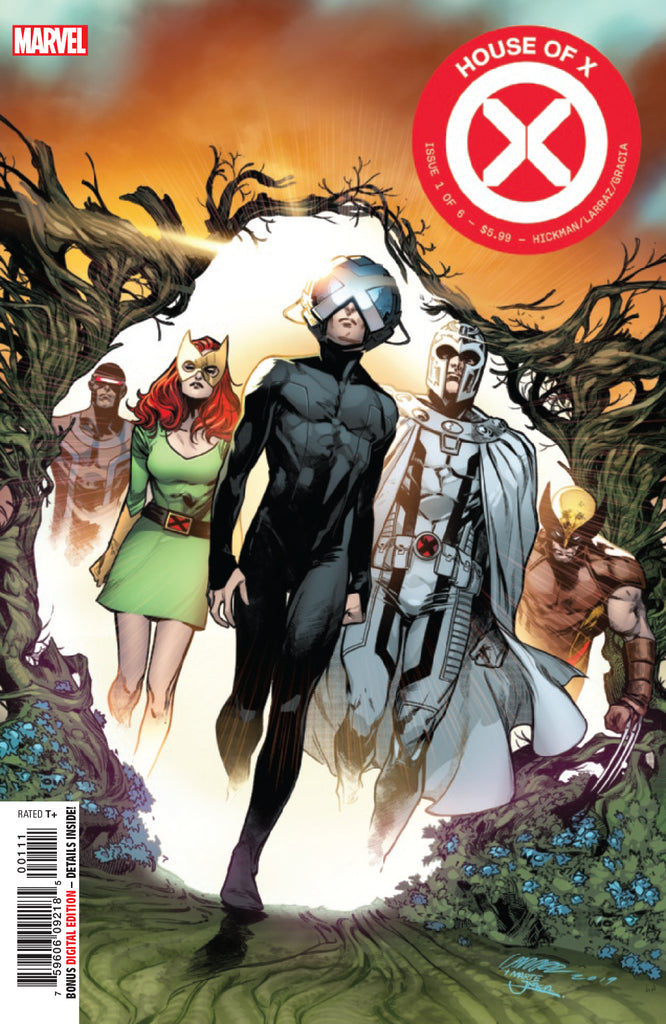 24/07/2019 HOUSE OF X #1 (OF 6) 1ST PRINT