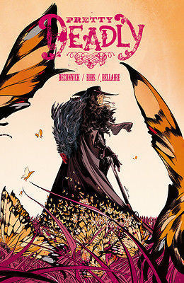 Pretty Deadly #2 Kelly Sue DeConnick Emma Rios Image 1st Print NM - Sad Lemon Comics