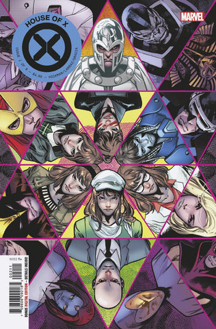 07/08/2019 HOUSE OF X #2 (OF 6) 1ST PRINT