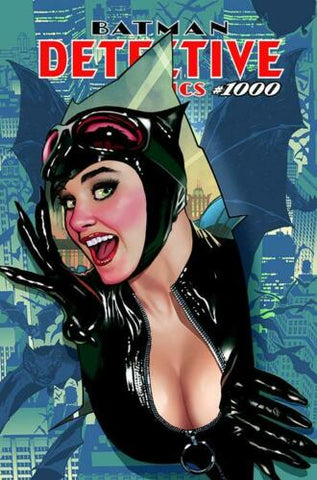 DETECTIVE COMICS #1000 ADAM HUGHES TRADE DRESS VARIANT LIMITED TO 3000