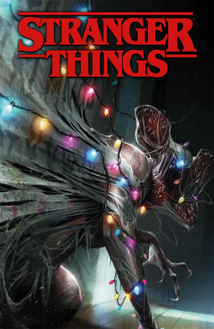 STRANGER THINGS #1 FRANCESCO MATTINA VARIANT