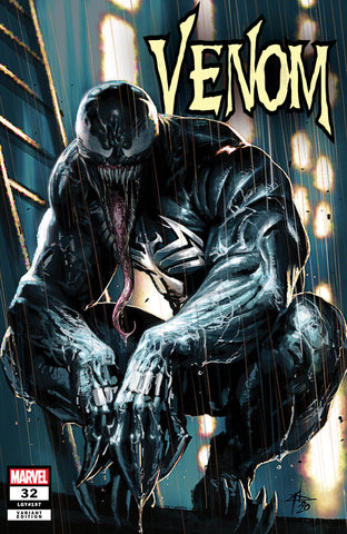 VENOM #32 KIB GABRIELE DELL'OTTO TRADE DRESS VARIANT LIMITED TO 1500 WITH COA