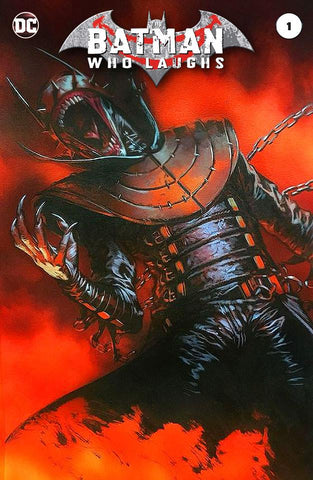 BATMAN WHO LAUGHS #1 (OF 6) GABRIELE DELL'OTTO TRADE DRESS VARIANT